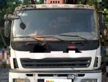 出售13年三一五十铃46米泵车