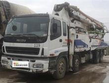 出售12年中联五十铃49米泵车