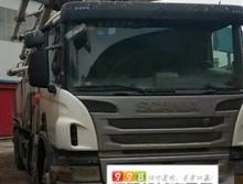 极品出售12年出厂中联斯堪尼亚56米泵车(正宗北方车  京牌)