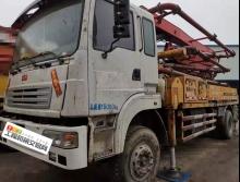 终端出售10年出厂三一25米泵车