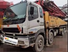 北方出售11年出厂三一五十铃52米泵车(东北户)