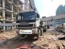 出售2012年中联五十铃48米泵车(十几万方)