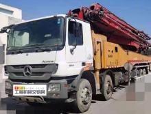 精品出售13年三一奔驰62米泵车(国四)