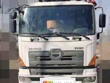 极品出售14年三一日野底盘54米泵车(北方车)