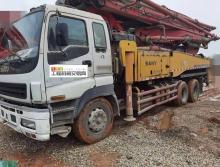 出售2012年三一五十铃46米泵车