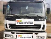 极品北方车转让11年出厂中联五十铃47米泵车(三桥叉腿  16万方)