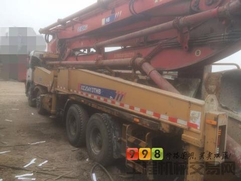 出售09年徐工48米泵车