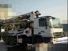 出售2011年中联奔驰40米泵车