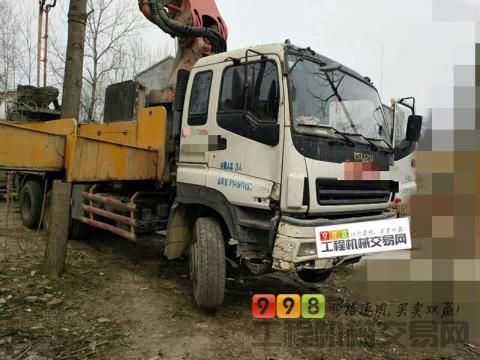 出售2011年三一五十铃40米泵车