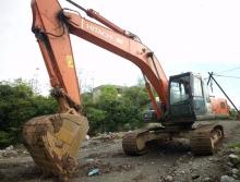 出售2012年进口日立260挖掘机