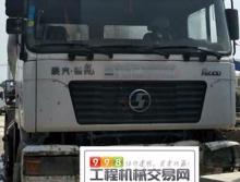 出售2010年陕汽德龙大12方搅拌车