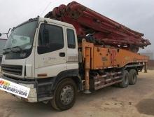 精品出售2013年三一五十铃47米泵车