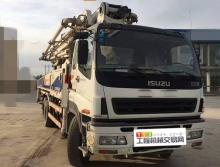 出售2012年中联五十铃47米泵车