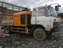 出售07年9014车载泵,现正常干活中,15.8万
