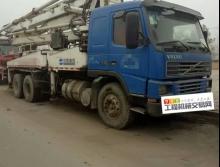 低价出售2005年中联沃尔沃37米泵车
