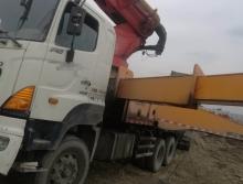 出售11年三一日野三桥46米泵车,正常工作。手续齐全包过户