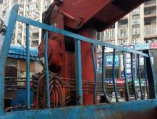 东风十吨随车吊转让  2010年车