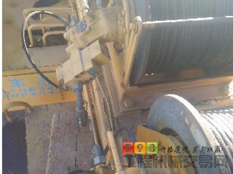 柳工 2011年12吨吊车