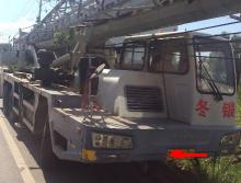 中联2011年20吨吊车