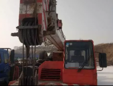 浦沅2004年16吨吊车