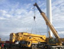 徐工2012年40吨吊车