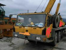 长江2006年55吨吊车