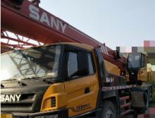 三一2016年20吨吊车
