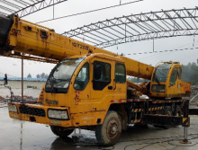 徐工2008年20吨吊车