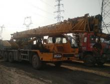 徐工2009年16吨吊车
