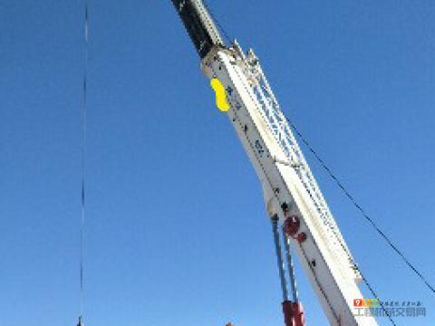 浦沅2000年25吨吊车