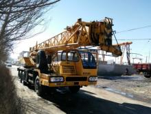 徐工2008年16吨吊车