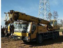 徐工2010年20吨吊车
