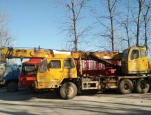 徐工2006年16吨吊车