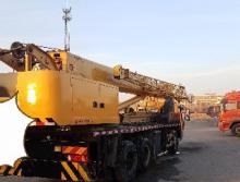 柳工2010年20吨吊车