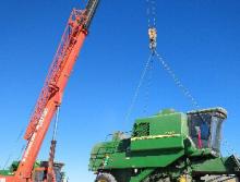 浦沅2006年20吨吊车