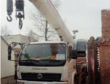 东风神力2009年12吨吊车