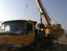 柳工2010年25吨吊车