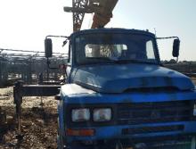 徐工2012年8吨吊车