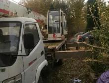 利达2015年8吨吊车