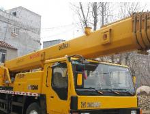 徐工2011年25吨吊车