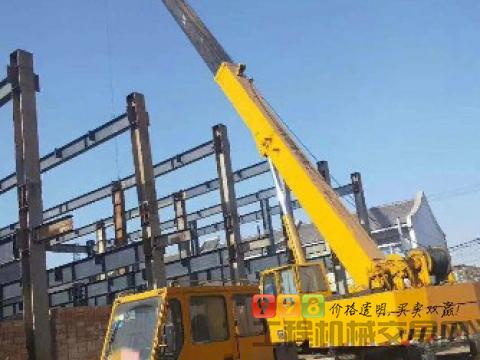 徐工2003年25吨吊车