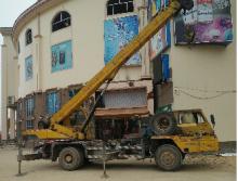 徐工2004年12吨吊车