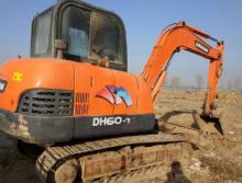斗山2012年60型挖掘机