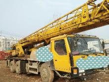 三一2007年25吨吊车