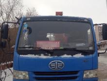 尚骏2011年10吨随车吊