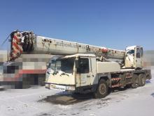 处理2011年12月中联20吨汽车吊