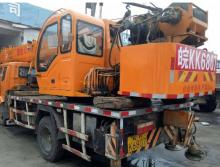 唐骏2014年10吨吊车