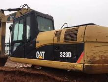 2011年卡特323D挖掘机