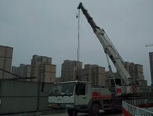 中联2011年25吨吊车