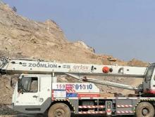 中联2009年25吨吊车